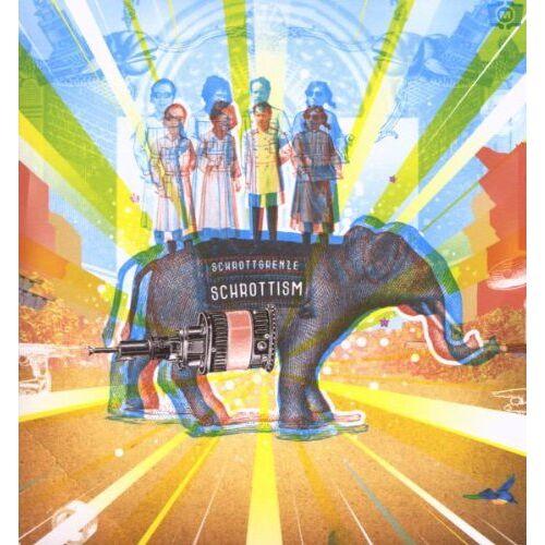 Schrottgrenze - Schrottism (Digipak) Limited Edition - Preis vom 23.07.2021 04:48:01 h