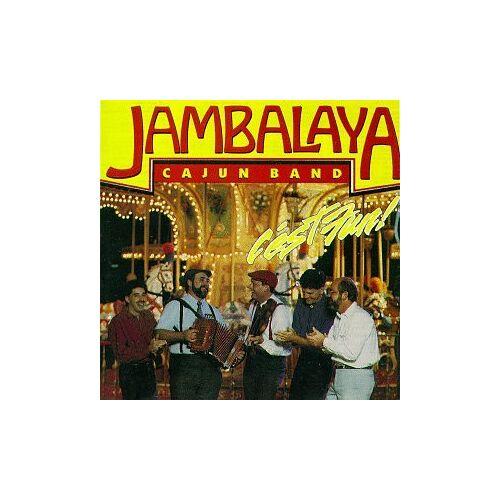 the Jambalaya Cajun Band - C'est Fun! - Preis vom 19.06.2021 04:48:54 h