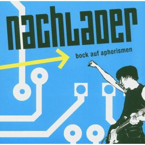 Nachlader - Bock Auf Aphorismen? - Preis vom 11.06.2021 04:46:58 h
