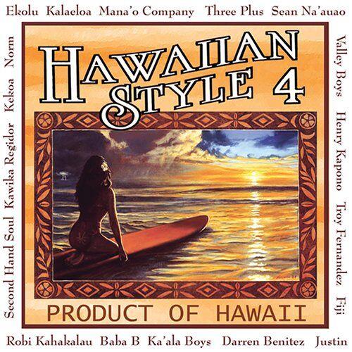 Hawaiian Style - Vol.4-Hawaiian Style - Preis vom 29.07.2021 04:48:49 h