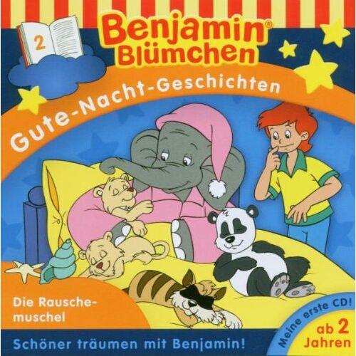 Benjamin Blümchen - Gute Nacht Gesch.-Folge 2 - Preis vom 12.10.2021 04:55:55 h