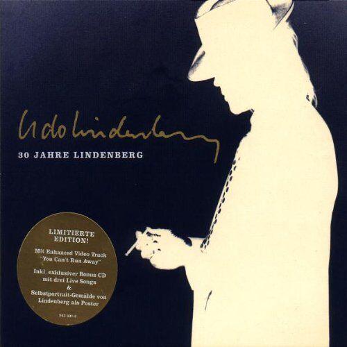 Udo Lindenberg - 30 Jahre Lindenberg - Preis vom 19.06.2021 04:48:54 h