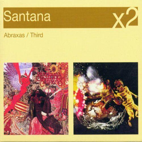 Santana - Abraxas/III - Preis vom 20.06.2021 04:47:58 h
