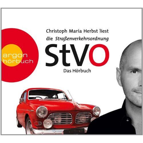 Various - Die Straßenverkehrsordnung (StVO): Das Hörbuch - Preis vom 16.06.2021 04:47:02 h
