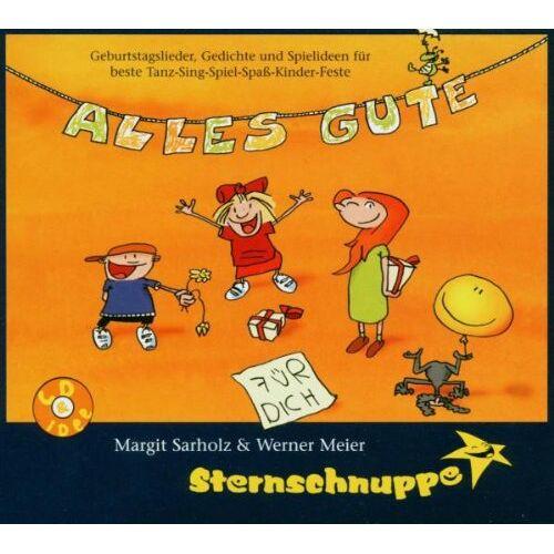 Sternschnuppe - Alles Gute! CD+Idee - Preis vom 15.06.2021 04:47:52 h