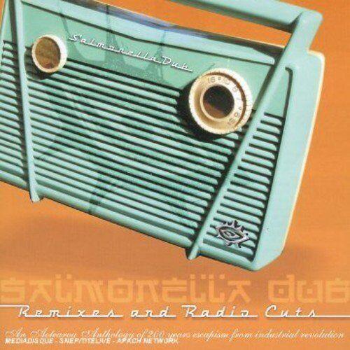 Salmonella Dub - Remixes & Radio Cuts - Preis vom 17.06.2021 04:48:08 h