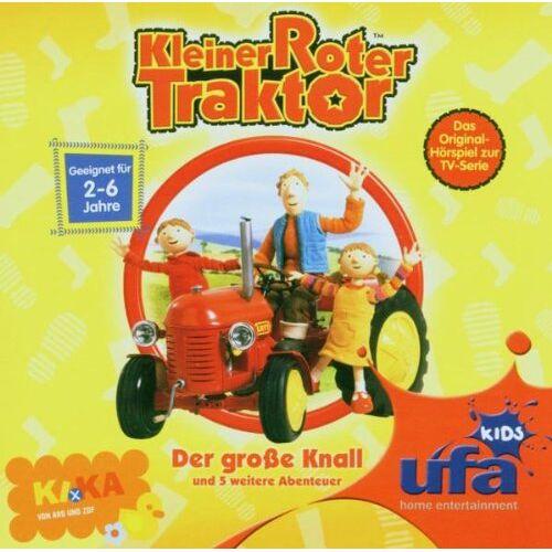 Kleiner Roter Traktor 1 - Kleiner Roter Traktor 1,Audio: der Große Knall un - Preis vom 21.06.2021 04:48:19 h
