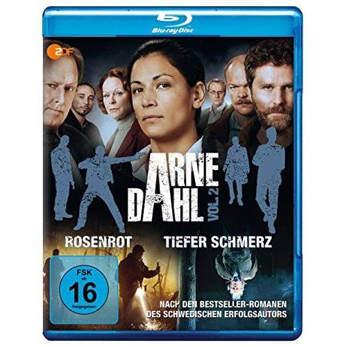 Malin Arvidsson - Arne Dahl Vol. 2 [Blu-ray] - Preis vom 17.05.2021 04:44:08 h