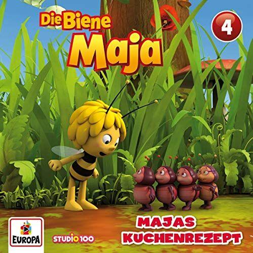 die Biene Maja - 04/Majas Kuchenrezept (Cgi) - Preis vom 17.05.2021 04:44:08 h