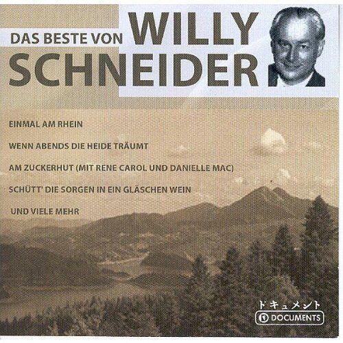 Willi Schneider - Das Beste Von Willy Schneider - Preis vom 02.08.2021 04:48:42 h