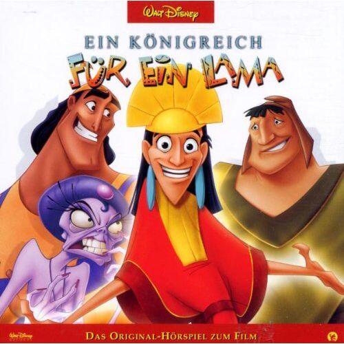 Ein Königreich für Ein Lama - Hörspiel - Ein Königreich für ein Lama - Preis vom 29.07.2021 04:48:49 h