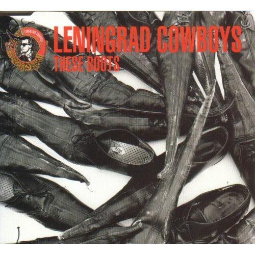 Leningrad Cowboys - These Boots - Preis vom 15.06.2021 04:47:52 h