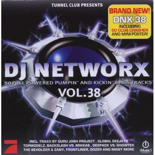 Various - DJ Networx Vol.38 - Preis vom 17.06.2021 04:48:08 h