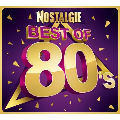 Various - Nostalgie Best of 80's - Preis vom 23.09.2021 04:56:55 h