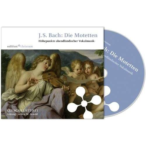 Jochen Arnold - J.S.Bach: Motetten - Preis vom 11.06.2021 04:46:58 h