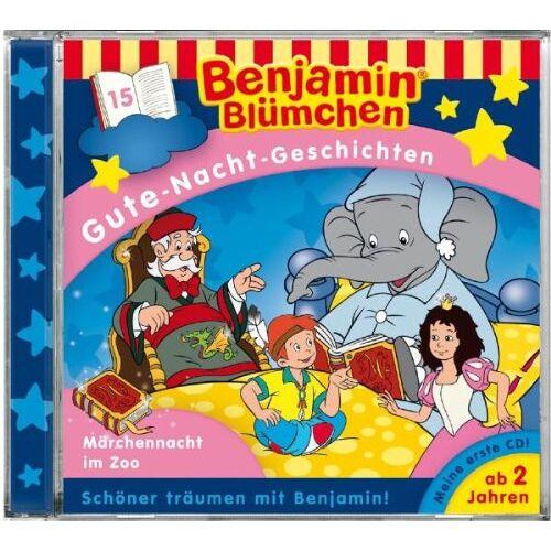 Benjamin Blümchen - Gute Nacht Geschichten Folge 15 - Preis vom 12.10.2021 04:55:55 h