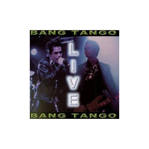 Bang Tango - Bang Tango Live - Preis vom 19.06.2021 04:48:54 h