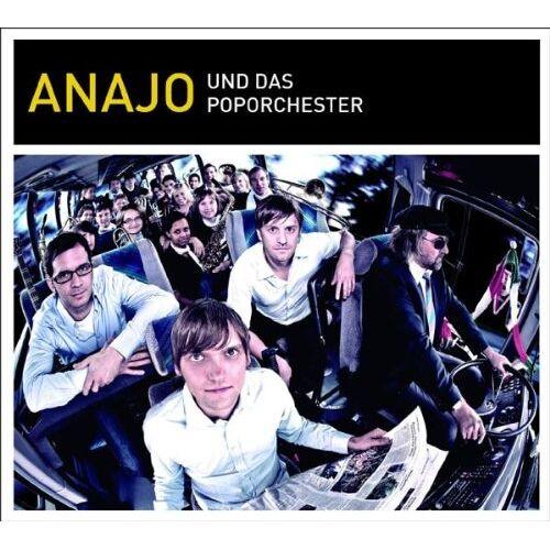 Anajo - Anajo und das Poporchester - Preis vom 19.06.2021 04:48:54 h