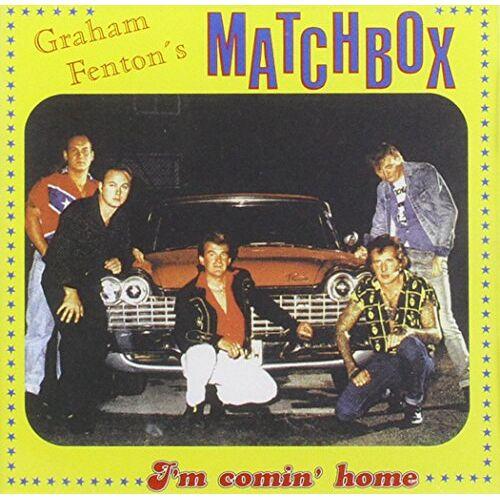 Matchbox - I'm Comin' Home - Preis vom 11.06.2021 04:46:58 h