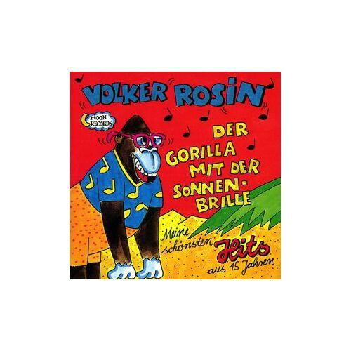 Volker Rosin - Der Gorilla Mir der Sonnenbril - Preis vom 14.06.2021 04:47:09 h