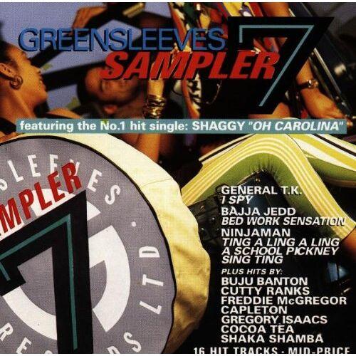 Greensleeves Sampler - Greensleeves Sampler Vol. 7 - Preis vom 19.06.2021 04:48:54 h