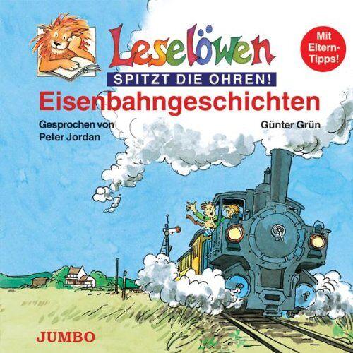 Günter Grün - Leselöwen: Eisenbahngeschichten - Preis vom 23.09.2021 04:56:55 h