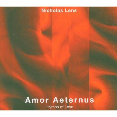Nicholas Lens - Amor Aeternus-Hymns of Love - Preis vom 21.06.2021 04:48:19 h
