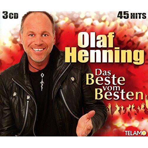 Olaf Henning - Das Beste Vom Besten - Preis vom 12.06.2021 04:48:00 h
