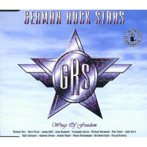 G.R.S.-German Rock Stars - Wings of Freedom - Preis vom 11.06.2021 04:46:58 h