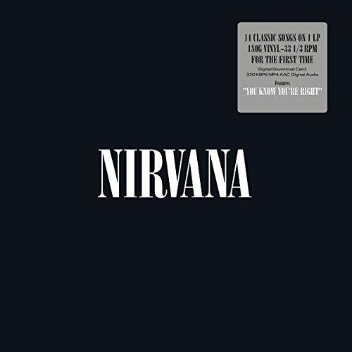 Nirvana - Nirvana (1 LP) [Vinyl LP] - Preis vom 11.06.2021 04:46:58 h