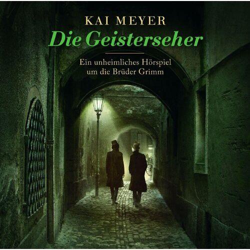 Kai Meyer - Die Geisterseher - Preis vom 11.06.2021 04:46:58 h