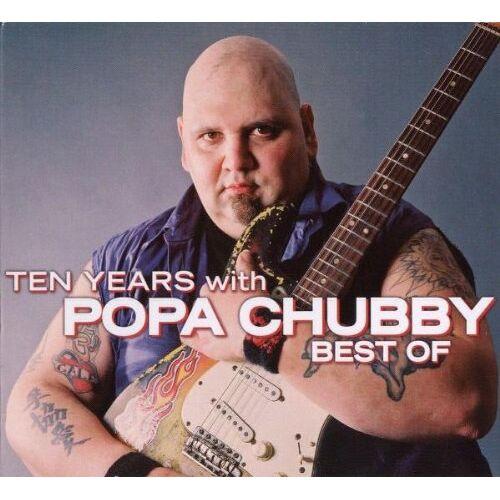Popa Chubby - Ten Years With Popa Chubby - Preis vom 14.06.2021 04:47:09 h