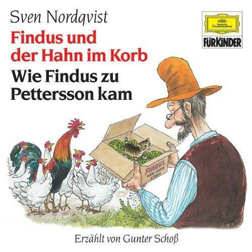 Sven Nordqvist - Findus und der Hahn im Korb - Preis vom 09.06.2021 04:47:15 h