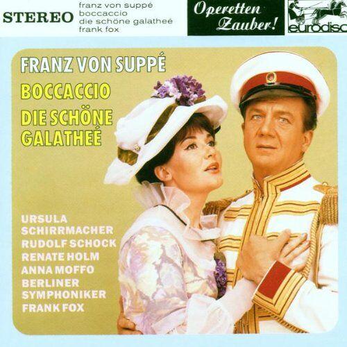Rudolf Schock - Boccacio / Die schöne Galathée (Höhepunkte) - Preis vom 22.06.2021 04:48:15 h