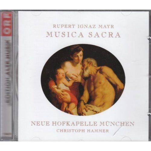 Neue Hofkapelle München - Musica Sacra - Preis vom 17.06.2021 04:48:08 h