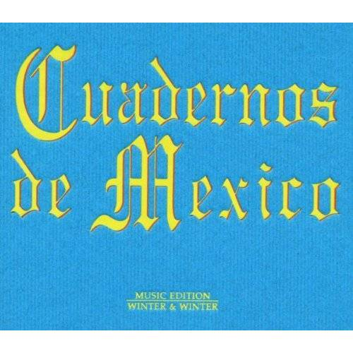 Various - Cuadernos de Mexico - Preis vom 17.06.2021 04:48:08 h
