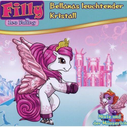 Filly - 03/Ice Fairy-Bellanas Leuchtender Kristall - Preis vom 30.07.2021 04:46:10 h