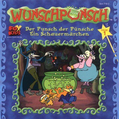 Wunschpunsch - Wunschpunsch,Folge 1 - Preis vom 23.07.2021 04:48:01 h