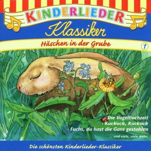 Various - Kinderlieder Klassiker Vol. 1 - Preis vom 24.07.2021 04:46:39 h
