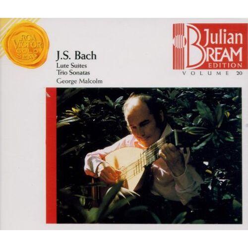 Julian Bream - Julian Bream Edition Vol. 20 - Preis vom 09.06.2021 04:47:15 h