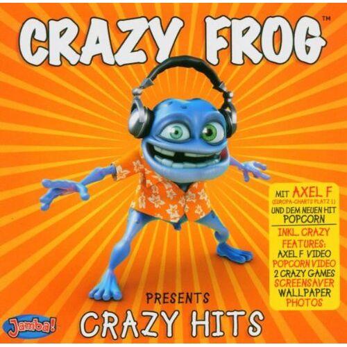 Crazy Frog - Crazy Hits - Preis vom 21.06.2021 04:48:19 h