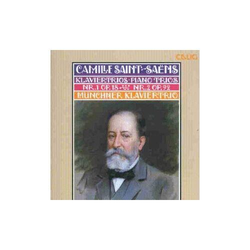 Münchner Klaviertrio - Klaviertrios 1+2,Op.18+92 - Preis vom 16.05.2021 04:43:40 h