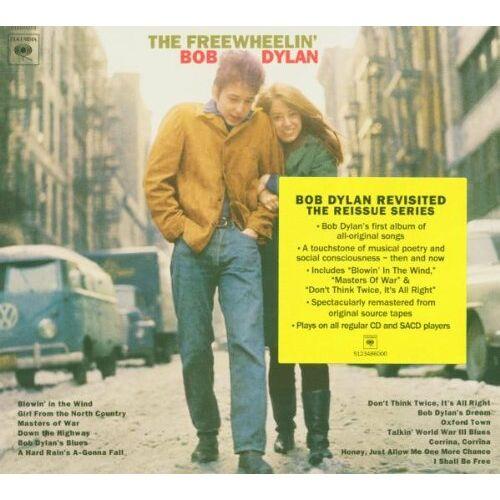 Bob Dylan - The Freewheelin' Bob Dylan - Preis vom 19.06.2021 04:48:54 h