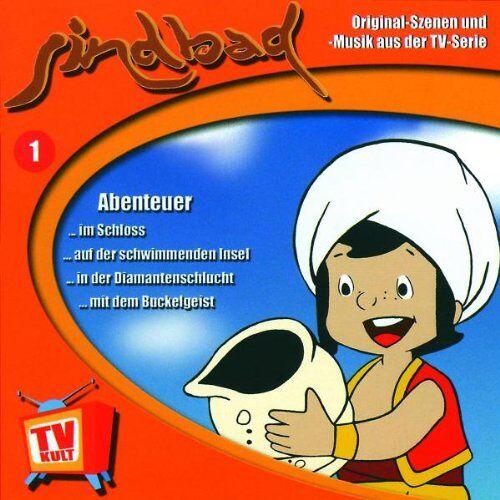 Sindbad - Sindbad,Folge 1 - Preis vom 16.06.2021 04:47:02 h