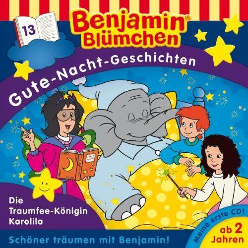 Benjamin Blümchen - Gute Nacht Geschichten Folge 13 - Preis vom 12.10.2021 04:55:55 h
