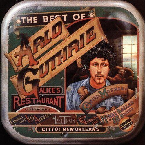 Arlo Guthrie - Best of Arlo Guthrie - Preis vom 13.06.2021 04:45:58 h