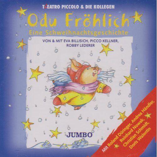 Eva Billisich - Odu Fröhlich-Eine Schweinachtsgeschichte - Preis vom 13.06.2021 04:45:58 h