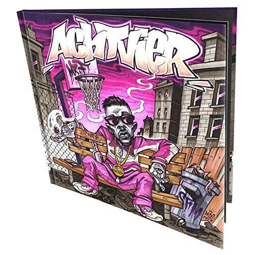 Achtvier - Mr. F (LTD. Artbook) - Preis vom 13.06.2021 04:45:58 h