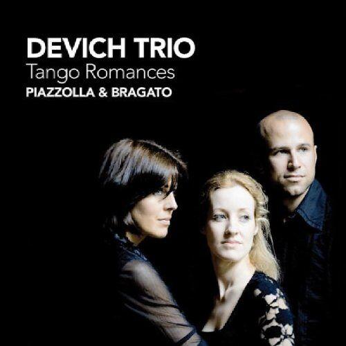 Devich Trio - Tango Romances - Preis vom 09.06.2021 04:47:15 h
