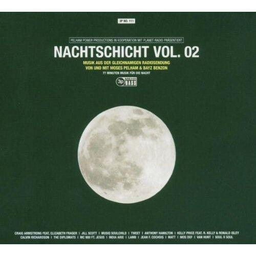 Various - Nachtschicht 2 - Preis vom 14.06.2021 04:47:09 h